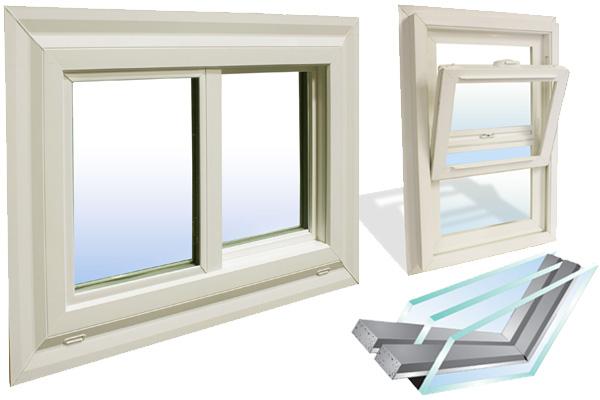 Triple Pane Windows : Gs triple pane window vinyl factory