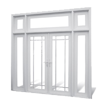 French Swinging Door