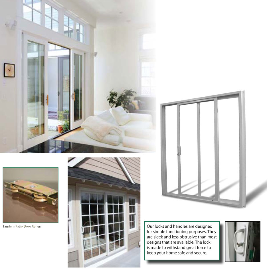 Sliding Patio Doors 950 x 943