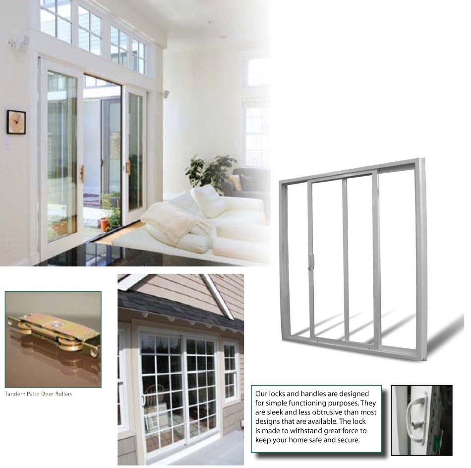 Sliding Patio Doors 950 x 943