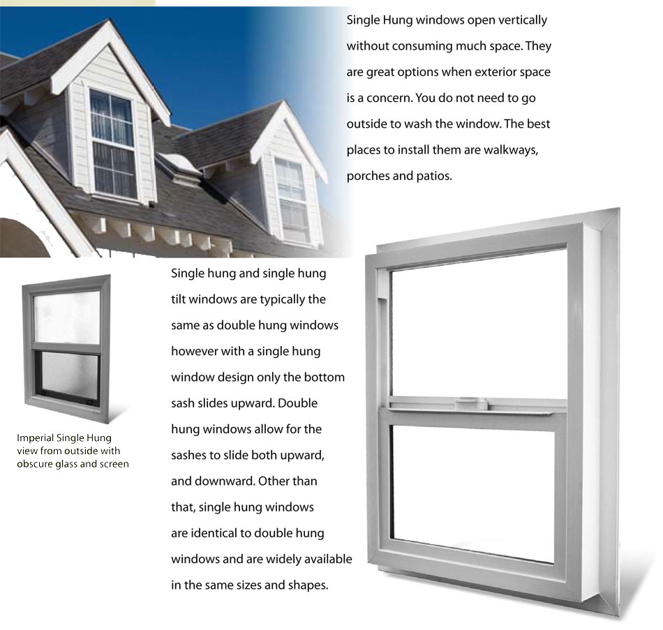 Single Hung Windows Autocad : Single hung windows vinyl window factory